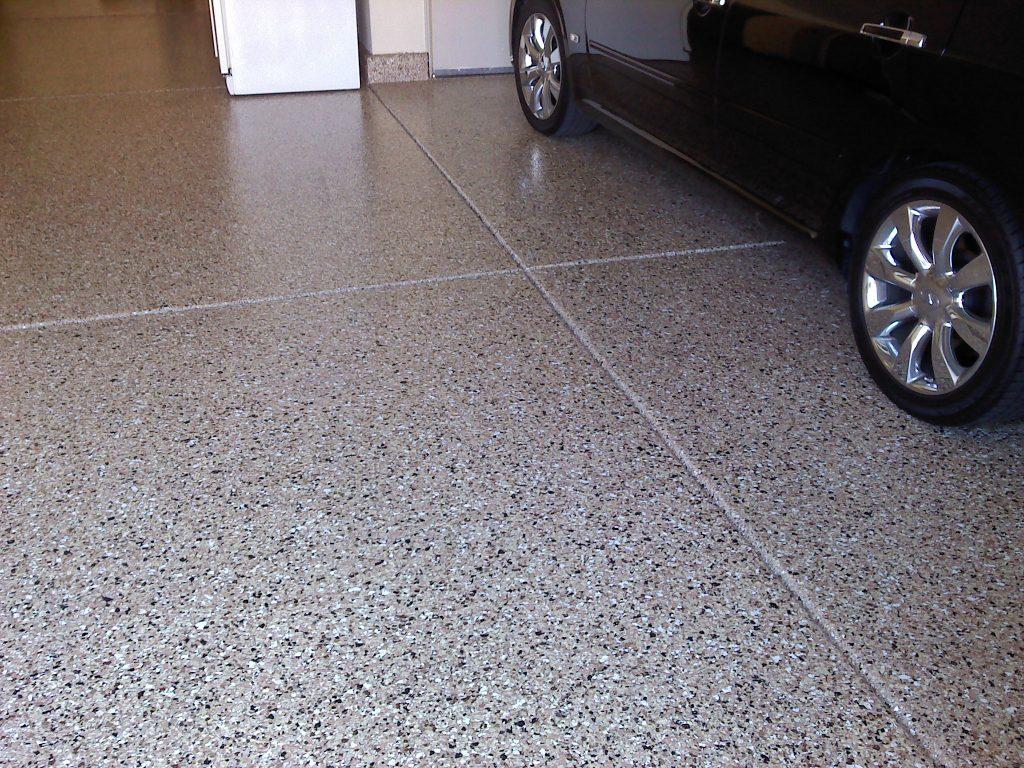 garage floor epoxy london
